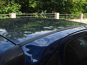 arreglar bollo puerta coche abolladura