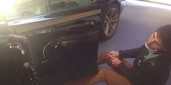 arreglar chapa de coche precio